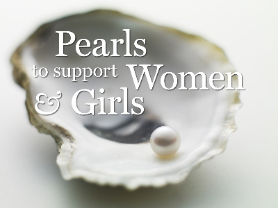 Pearls to Support Women and Girls